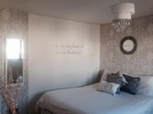 La vie est faite de petits bonheurs / Life is Full of Little Pleasures ~ Wall sticker / decals